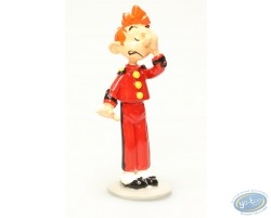 Spirou disappointed