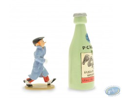 Franquin Collection : Spirou bottle, Pixi