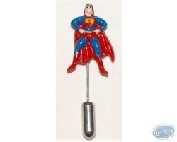 Lapel pin, Superman, Pixi