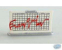 Franquin signature Electrocardiogram, Pixi
