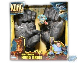 Hands of King Kong