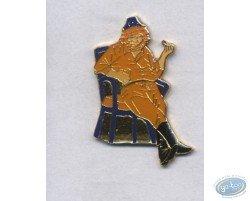 Pin's, Seating Barney Jordan