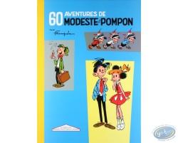 Franquin, 60 gags de Modeste et Pompon