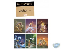 Crisse, Covers