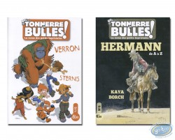 Tonnerre de Bulles : Hermann, Verron, Sternis, Kaya, Borch