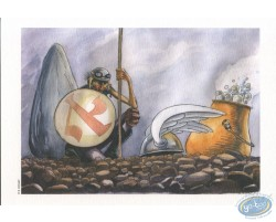 Dumoulin, Tribute to Astérix