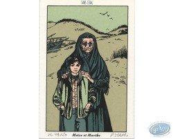 Moses & Martha