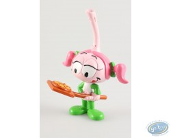 Cathy' pink Snork girl, cook