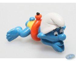 Swim Smurf