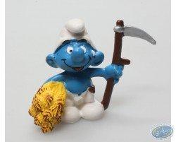 Peasant Smurf - 1981