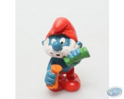 Smurf : Papa with potions.