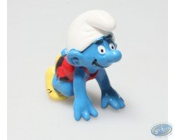 "Smurf sprinter - 1996 (Larger ""6"")"