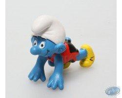 Smurf sprinter - 1996 (Spécial Box 1990-1999)
