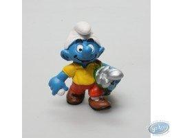 Smurf golfer - 1998