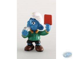 Smurf referee