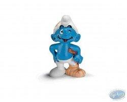Stuntman Smurf