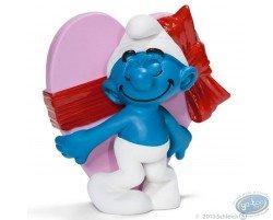Smurf heart