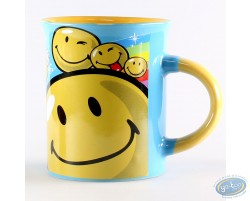 Ceramic mug, Smiley