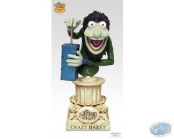 Crazy Harry bust