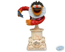 Lew Zealand bust