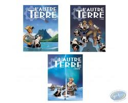 Complete edition Trilogie L'Autre Terre