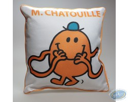 Pillow, Mister Chatouille : White