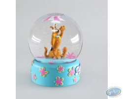 Small snow globe Scoobydoo