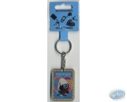 Metal keyring : Calimero