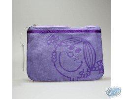 Toilet bag, Little Miss Sunshine : Purple