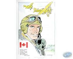 Dan Cooper & Yallow Planes