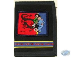 Wallet, Tintin : The Blue Lotus : Tintin & Tchang
