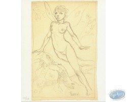 Fairy (sketch)