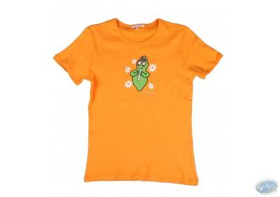 c16f59025b T-shirt short sleeve orange Barbapapa  size L