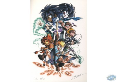 Anime Manga Carte Queen/'s Blade Card Game Claudette 267