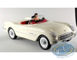European comic strip vehicle, Pin-Up : Corvette 53