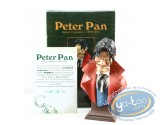Resin Statuette, Peter Pan : Captain Hook polychrom bust