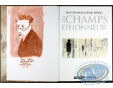 Listed European Comic Books, Champs d'Honneur (Les) : Les Champs d'Honneur