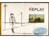 Listed European Comic Books, Replay : Replay