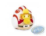 Plush, Angry-birds : Angry-birds Star Wars : X-Wing Luke