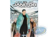 Listed European Comic Books, Janitor (Le) : Week-end a Davos (good condition)