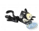 Metal Figurine, Félix le Chat : Felix the Cat lying