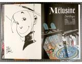 Listed European Comic Books, Mélusine : Mélusine