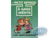 Listed European Comic Books, Spirou and Fantasio : A New-York (very good condition)