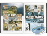 Listed European Comic Books, Troisième Testament (Le) : Comic book, Alice, Le Troisieme Testament volume 4 (+ bookplate)