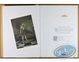 Listed European Comic Books, Qumran : Le rouleau de la femme (+ bookplate)