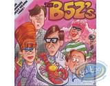 Reduced price European comic books, BD en 33 Tours : BD en 33 tours + ex-libris Dany + ex-libris Roels aquarellé