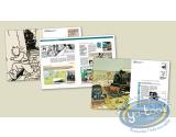 Book, Tintin : Tintin et les trains