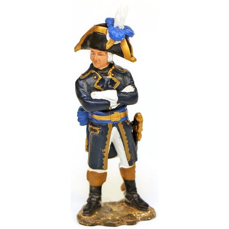 Figurine Napoléonienne  Figurine soldat de plomb 1//32 Général Legrand 1762-181