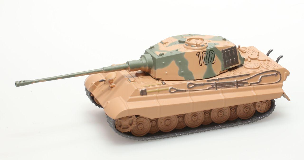 Véhicule blindé Char Russe (RU) Miniature char Pz kpfw VI Ausf.B Tiger 1/72