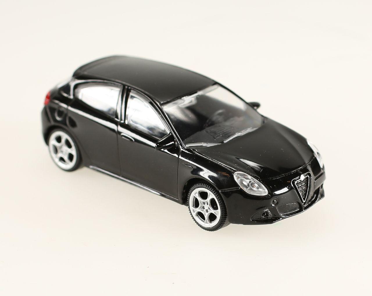 voiture civile miniature alfa rom o giulietta 1 43 ebay. Black Bedroom Furniture Sets. Home Design Ideas